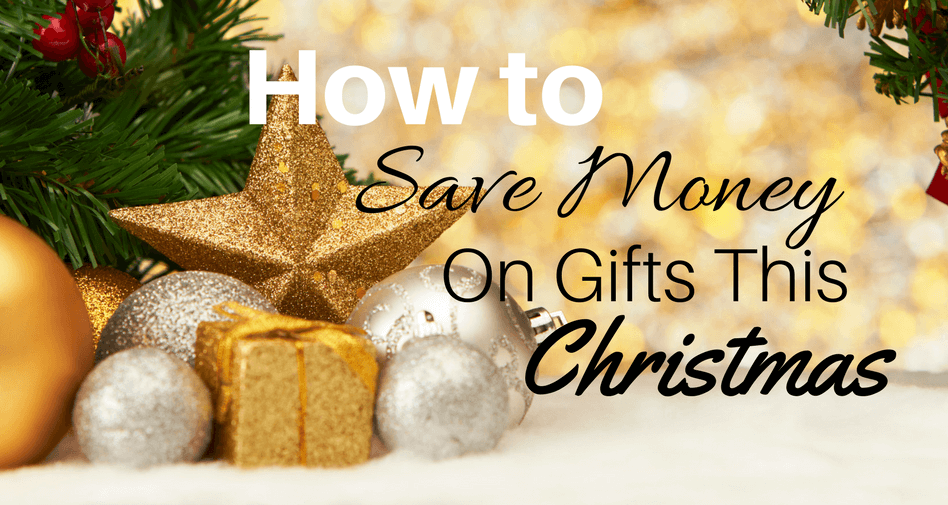 How to save money on gifts this Christmas